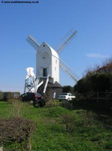 The Jill Windmill
