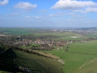 Lewes to Southease Pic